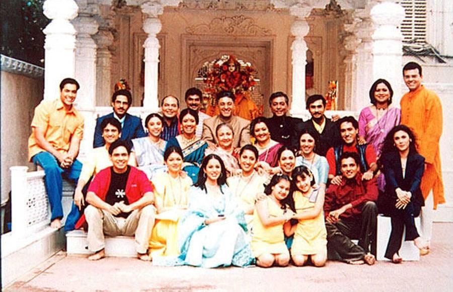 Kyunki Saas Bhi Kabhi Bahu Thi cast