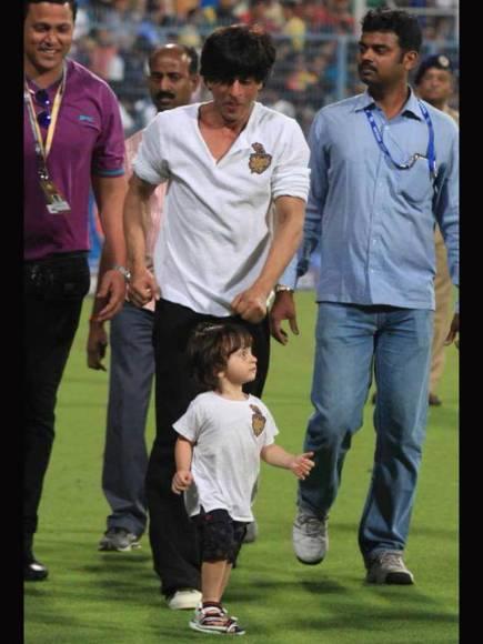 Shah Rukh Khan,Abram Khan