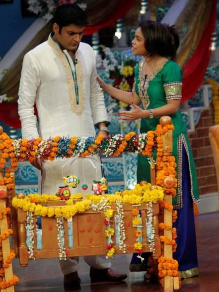 Kapil Sharma, Deepika Padukone and Irrfan Khan