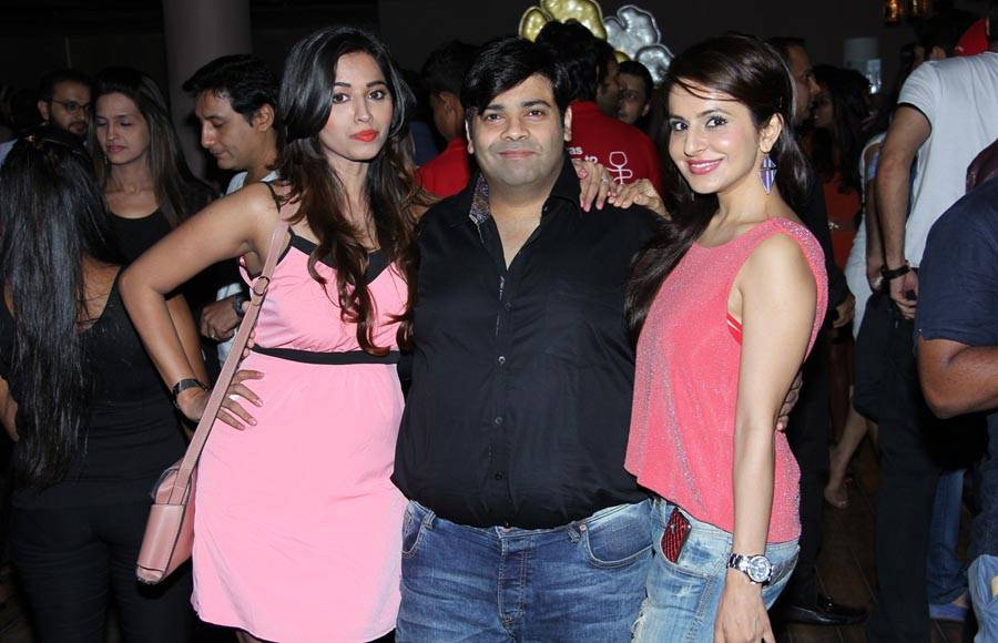 Mrunal Jain. Shashank Vyas, Tina Dutta and Ankit Gera