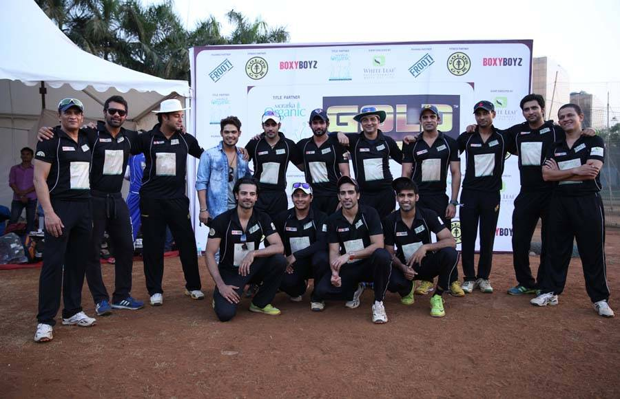 Gold Charity Cricket Match