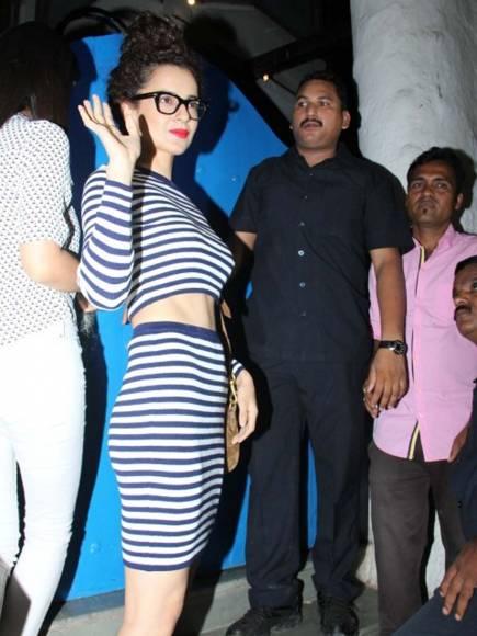 R Balki and Gauri Shinde
