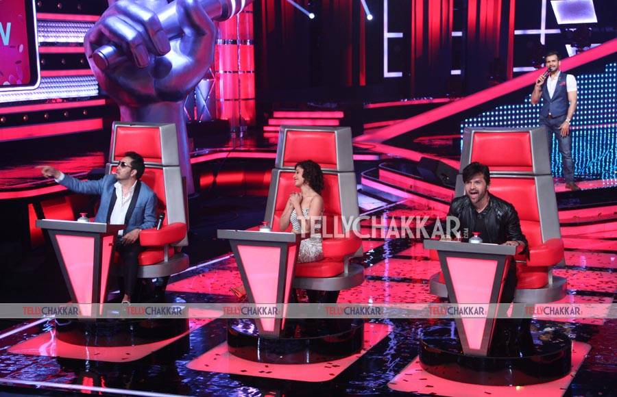 Launch of &TV's The Voice India