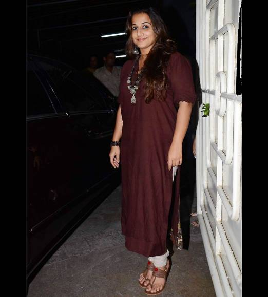 Screening of 'Hamari Adhuri Kahani'