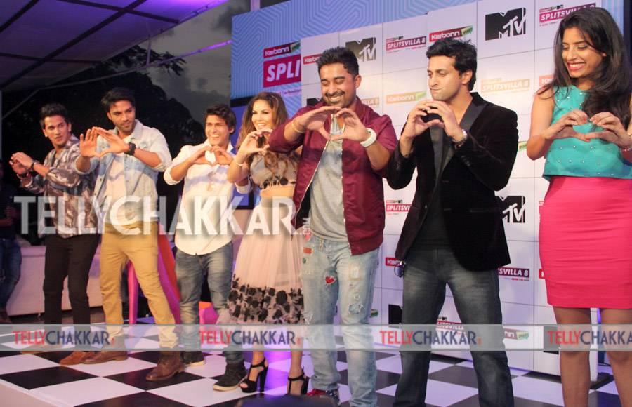 Launch of MTV Splitsvilla 8