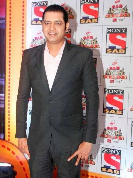 Disha Vakani and Dilip Joshi