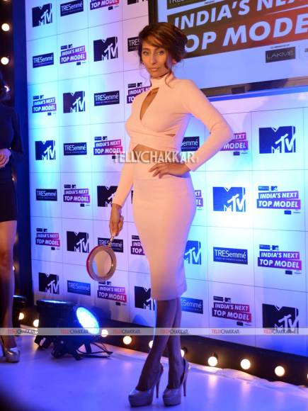 Launch of MTV India's Next Top Model