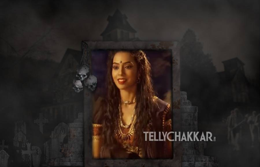 Maleeka R Ghai in Chandrakanta (Colors TV)