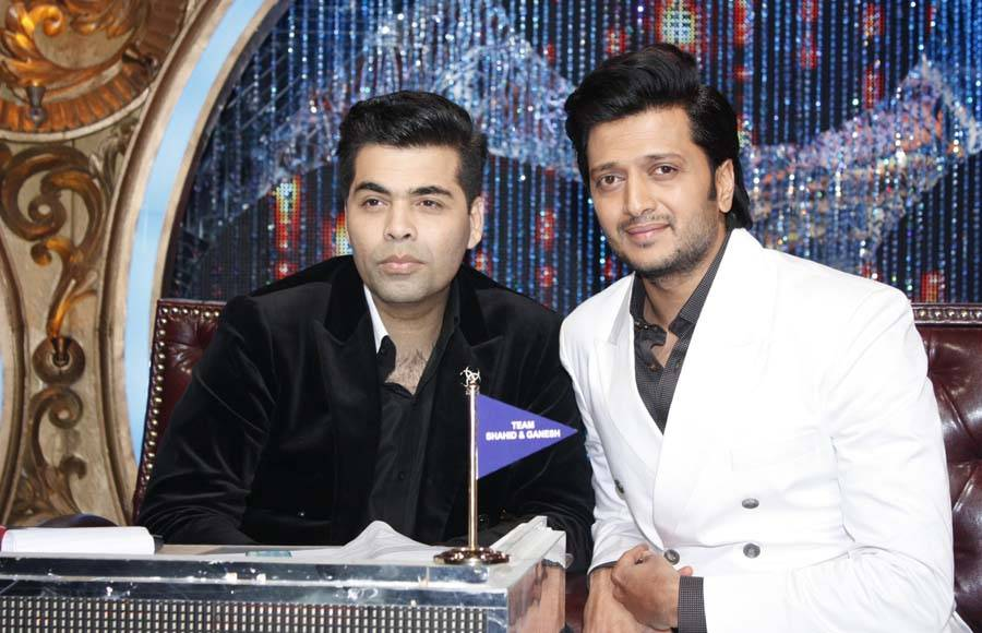 Riteish and Pulkit promote 'Bangistan' on Jhalak Reloaded