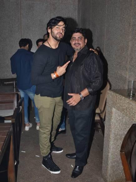 Kushal Tandon and Ravi Dubey