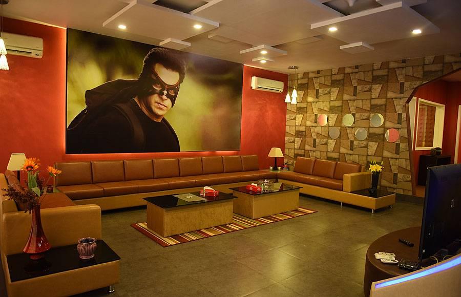 Salman Khan's SECRET SPACE on Bigg Boss