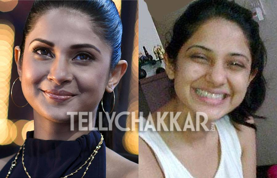 Checkout: TV beauties without make-up