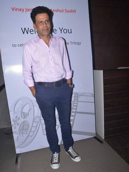 Celebs at the screening of short film 'The Homecoming'
