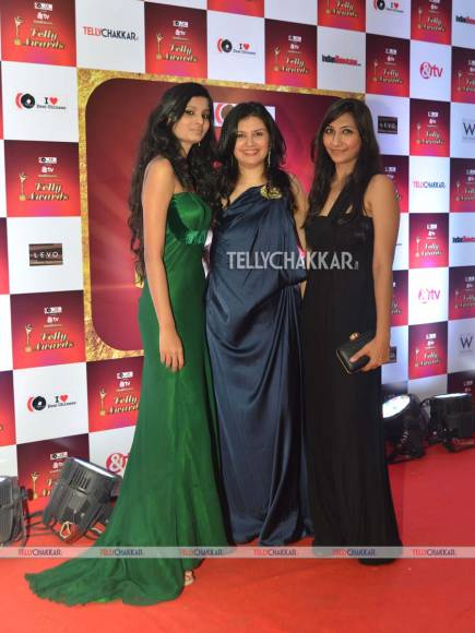 14th Indian Telly Awards Nomination Party Page 4