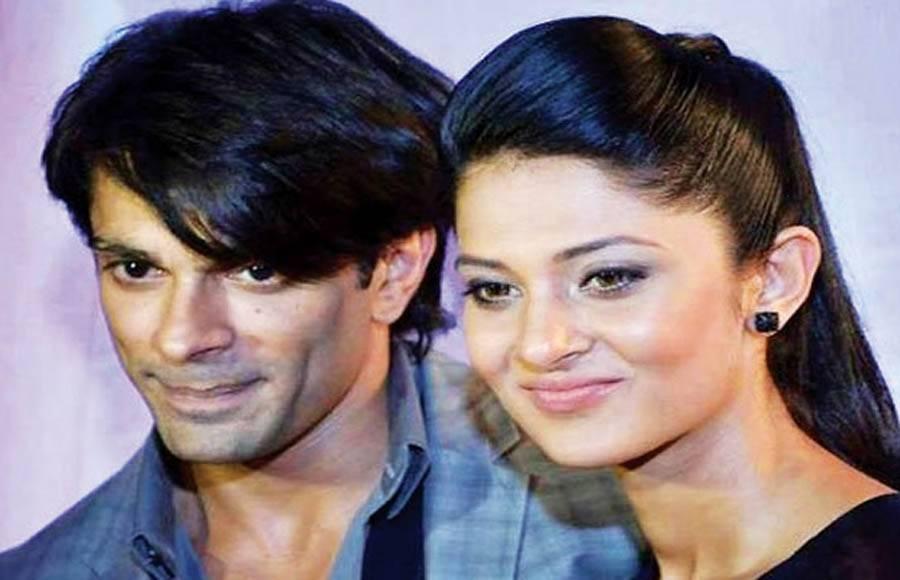 Ankush Arora and Sonal Vengurlekar, the lead couple of Zee TV
