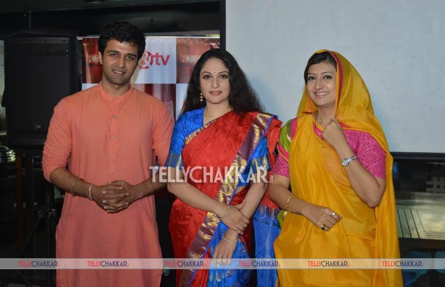 Sachin Shroff, Gracy Singh and Juhi Parmar
