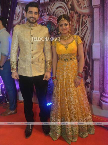 Sidhant Karnick and Drashti Dhami