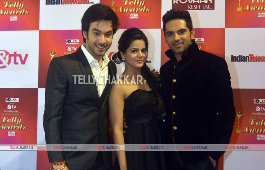 Manish Goplani, Jigyasa Singh and Ankit Bathla