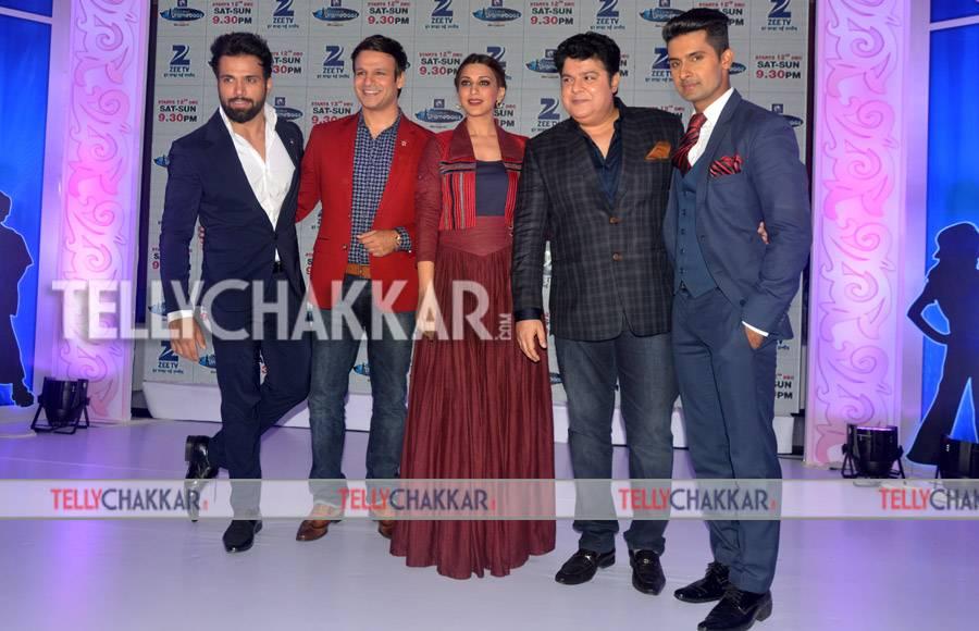 Launch of India's Best Dramebaaz on Zee TV