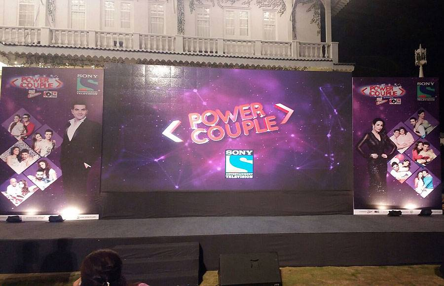 Launch of Sony TV's Power Couple