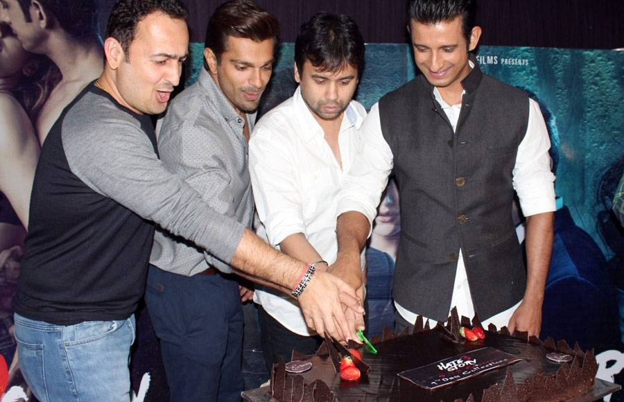 Success party of 'Hate Story 3'
