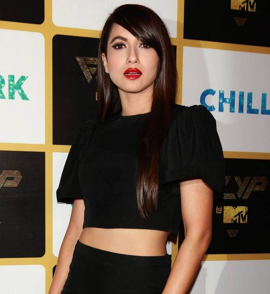 Celebs at MTV promotional event