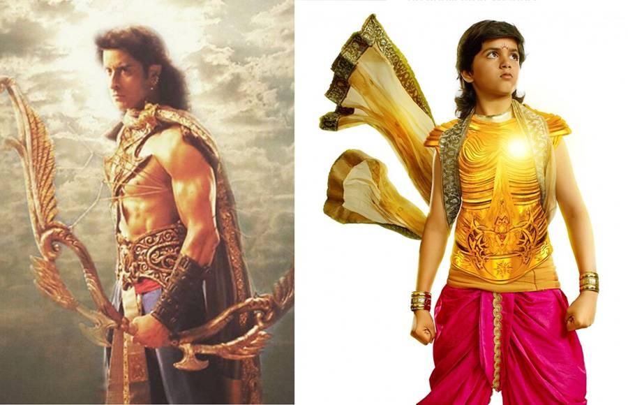 Digangana Suryavanshi and Harshita Ojha (Veera)