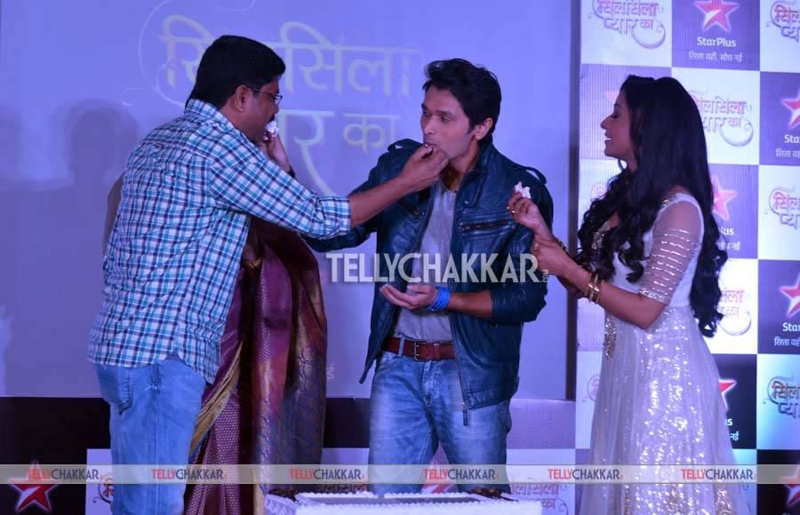Shilpa Shirodkar, Abhay Vakil and Chhavi Pandey