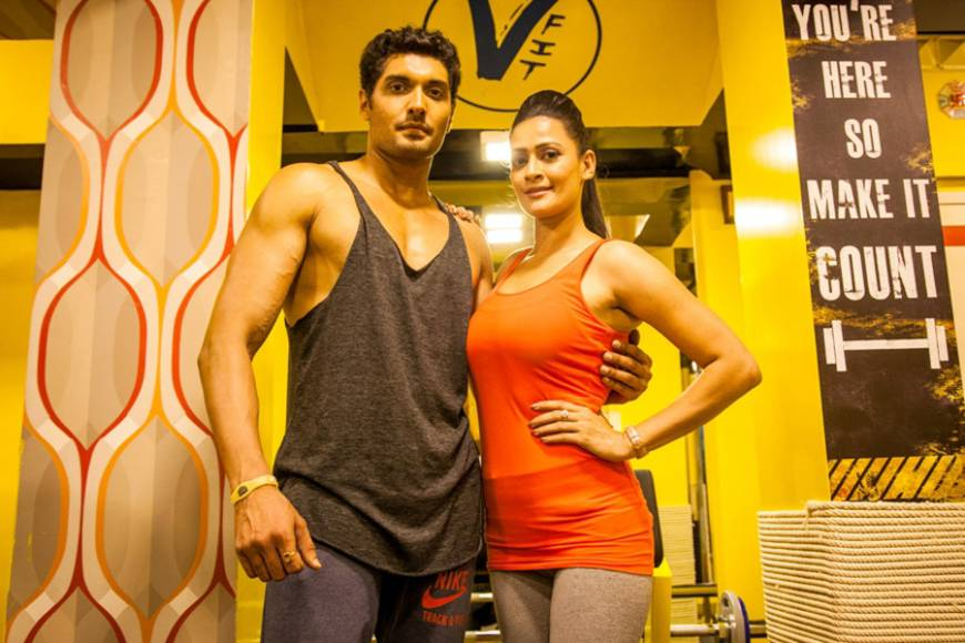 Checkout: Jaswir Kaur's SWANKY COOL gym