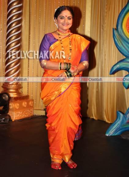 Launch of Krishndasi on Colors