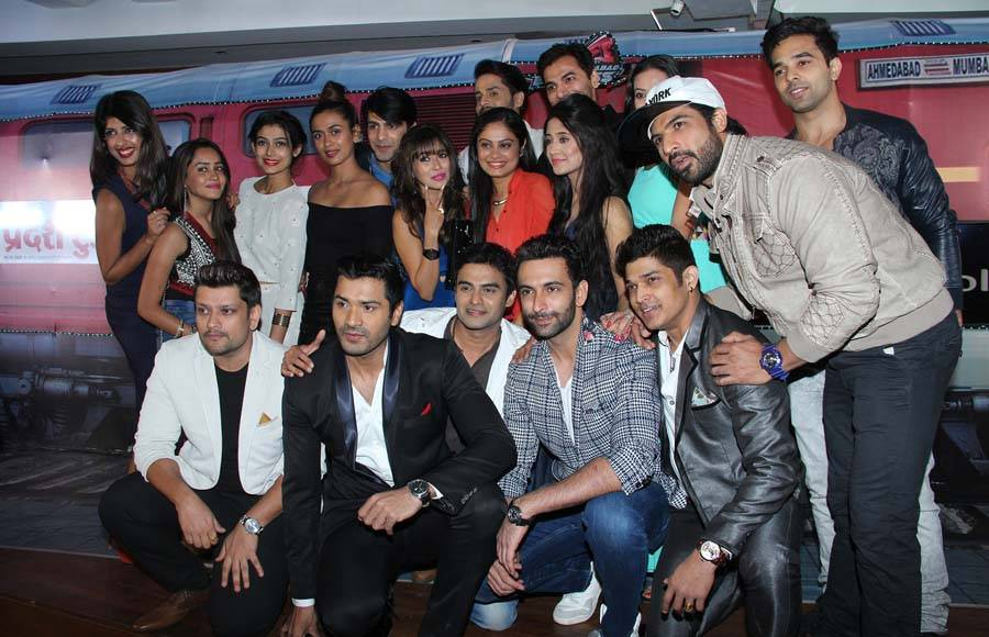 BCL team Ahemdabad Express