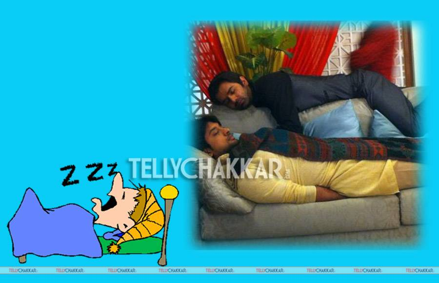 Barun Sobti and Abhaas Mehta
