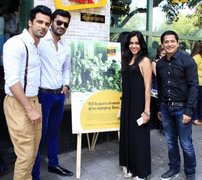 Anuj Sachdeva, Mrunal Jain and Vinod Singh