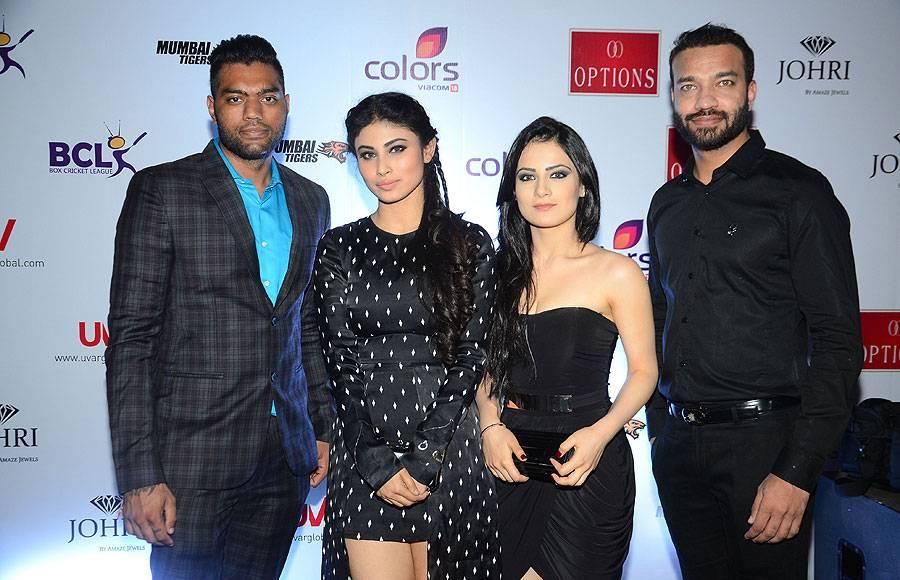 Team Mumbai Tigers