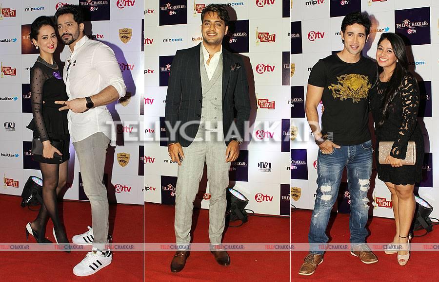Red Carpet: Tellychakkar.com's 11th Anniversary Bash (Part II)