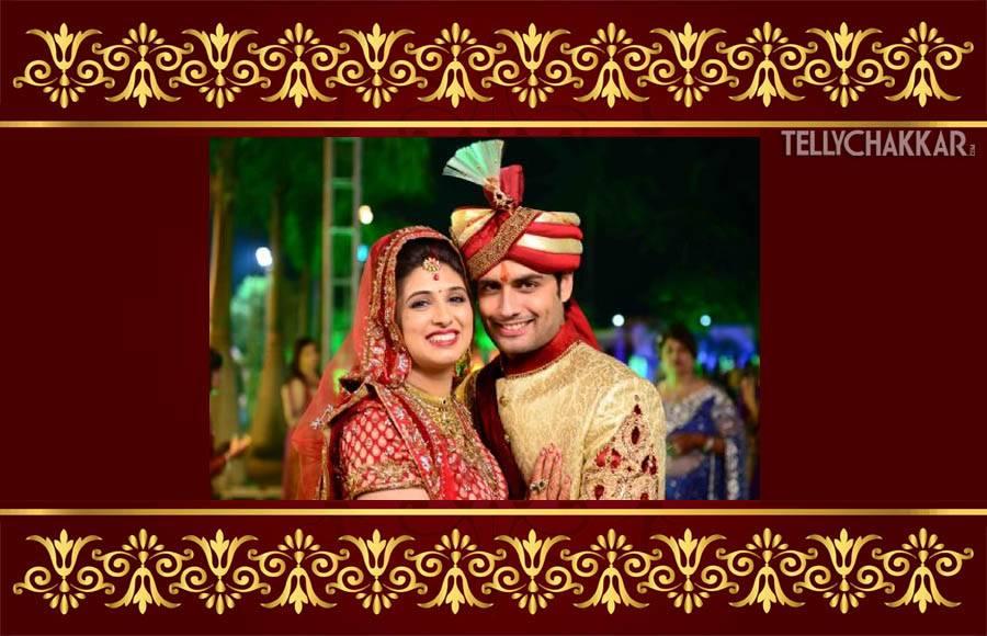 Checkout: Celeb... Kinshuk Mahajan And Sanaya Irani