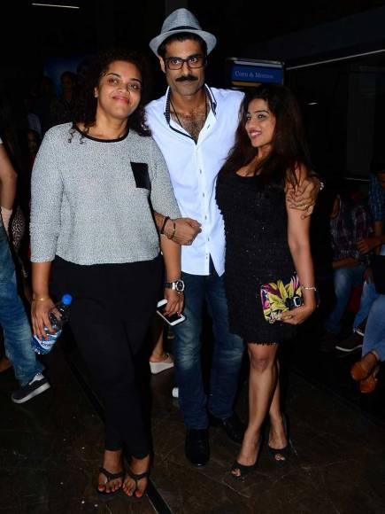 Subhash Ghai, Manish Paul and Anil Kapoor