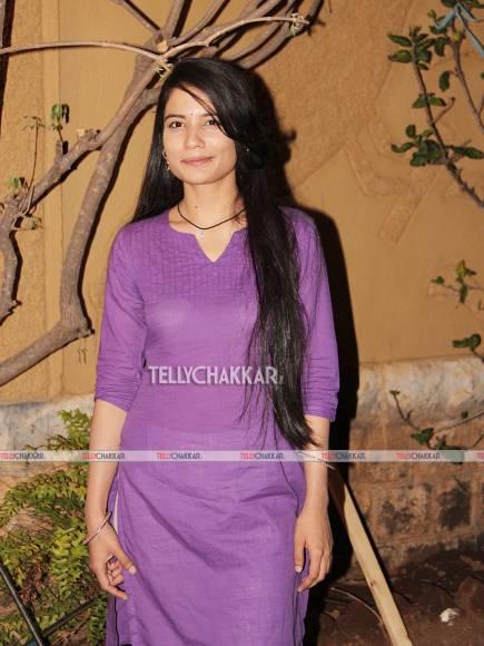 On location: &TV's Meri Awaaz Hi Pehchaan Hai