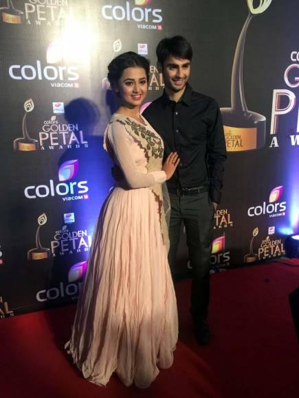 Vivian Dsena and Vabhiz Dorabjee