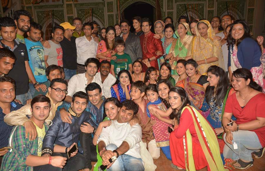 Yeh Rishta... completes 2000 episodes