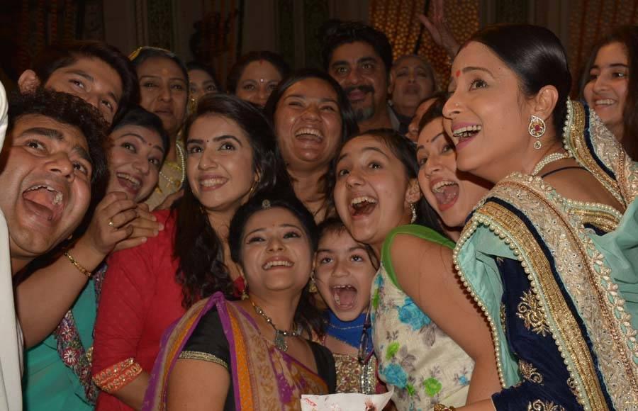 Yeh Rishta... completes 2000 episodes