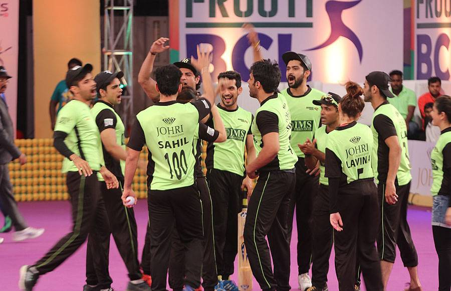 Snapped: Candid moments at BCL matches