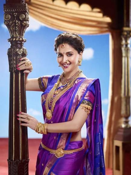 GudiPadwa: Actors in 'Maharashtrian' look