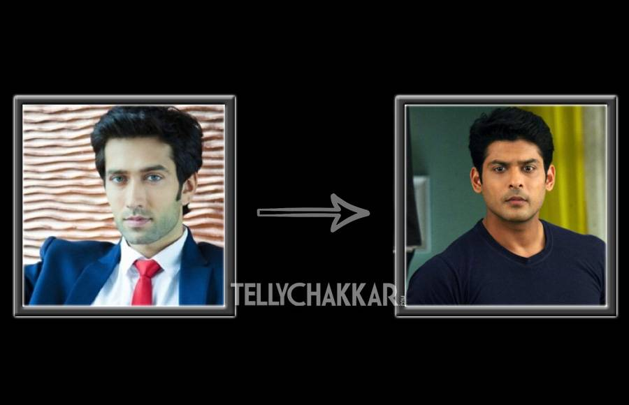 Siddharth Shukla replaced Nakuul Mehta in India's Got Talent