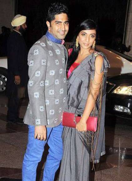 Barun Sobti is married to Pashmeen Manchanda