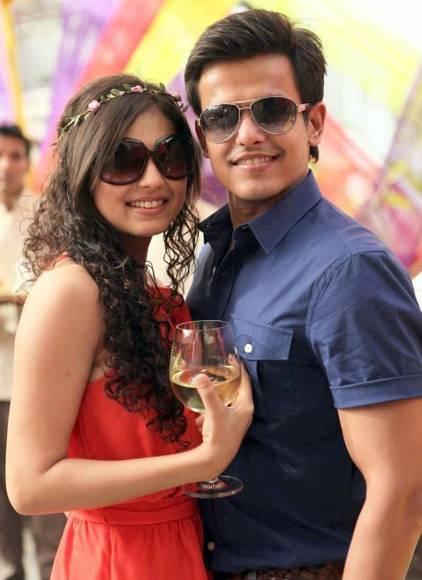 Barun Sobti is married to Pashmeen Manchanda