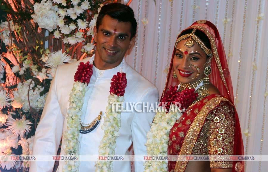 Karan Singh Grover and Bipasha Basu