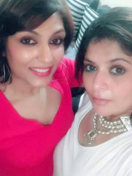 Anjali-Indraneel's anniversary bash