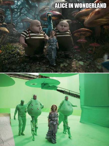 Lights, Camera and CG: This is how movies are made