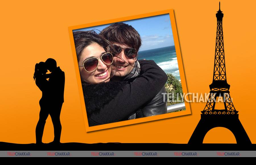 TV actors and their 'honeymoon' pictures